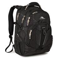 High Sierra XBT TSA Backpack in the color Black.