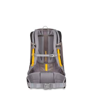 Pathway 40L Pack in the color Black/Slate/Gold.