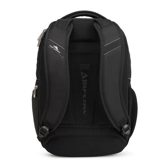High Sierra Endeavor Essential Backpack in the color Black.