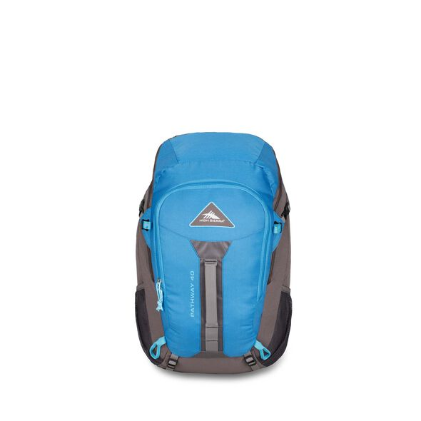 High Sierra Pathway 40L Pack in the color Mineral/Slate/Glacier.
