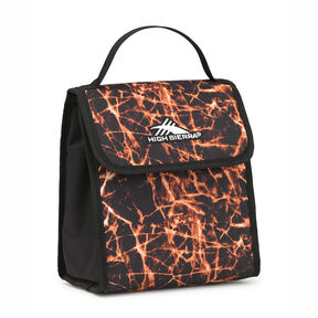 High Sierra Classic Lunch Kit in the color Fireball/Black.