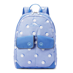 Chiqui Backpack in the color Polka Dots.