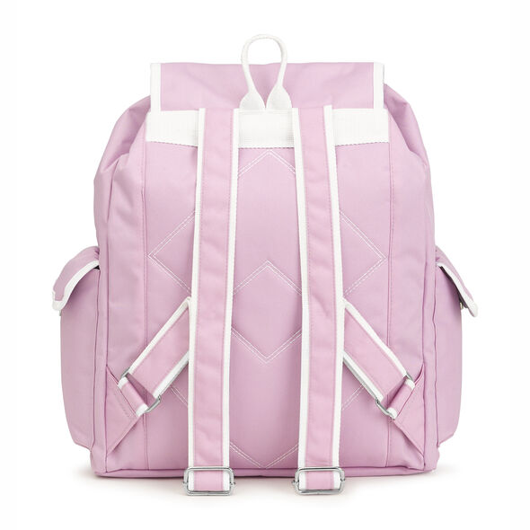 High Sierra Elly Backpack in the color Iced Lilac/White.