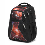 High Sierra Swerve Backpack in the color Black/Space Age.