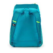 High Sierra Pack-N-Go 2 18L Sport Backpack in the color Sea/Tropic Teal/Zest.