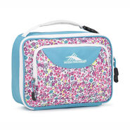 High Sierra Single Compartment in the color Prairie Floral/Tropic Teal.