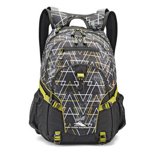 High Sierra Loop Backpack in the color Neo/Black/Avocado.