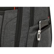 High Sierra Endeavor Elite Backpack in the color Mercury Heather.
