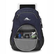 High Sierra Vesena Backpack in the color Maritime/Black.