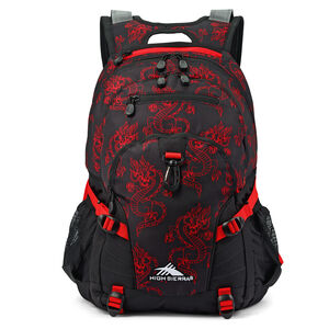 Loop Backpack in the color Dragon.