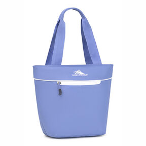 High Sierra Lunch Tote in the color Lapis/White.