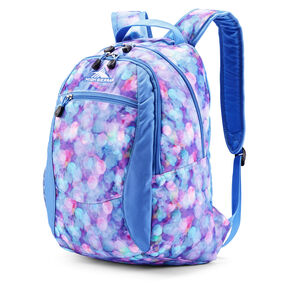 High Sierra Curve Backpack in the color Shine Blue/Lapis.