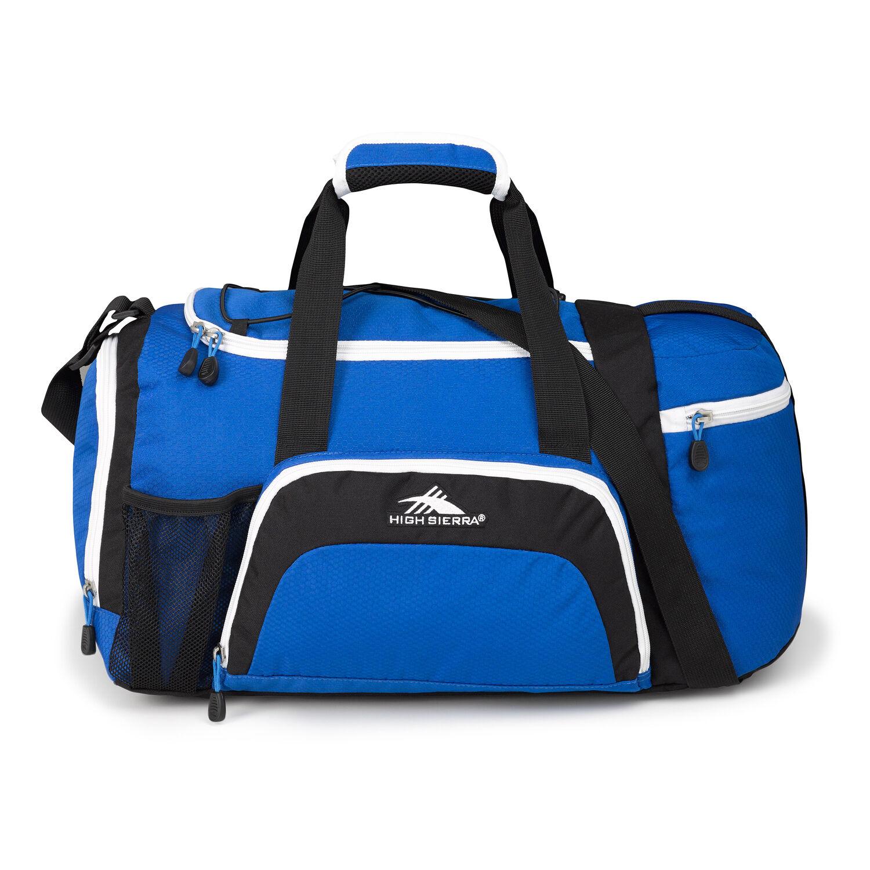 65a062157c High Sierra Cross Sport Duffels Ringleader Duffel in the color Vivid  Blue Black White