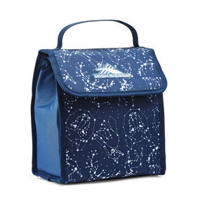 High Sierra Classic Lunch Kit in the color Space Creatures/Rustic Blue.