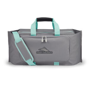 Beach N Chill Cooler Duffel in the color Steel Grey/Blue Haze.