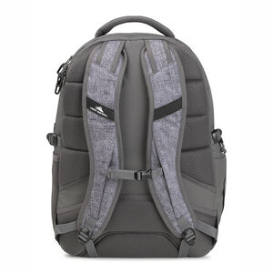 Jarvis Backpack in the color Woolly Weave/Slate.