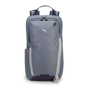 Outside Commuter Backpack in the color Grey Blue.