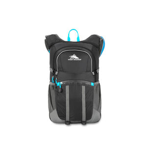 HydraHike 20L Pack in the color Black/Slate/Pool.