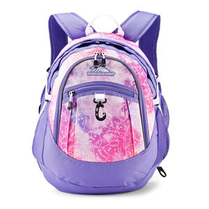 Fatboy Backpack in the color Unicorn Clouds/Lavender/White.