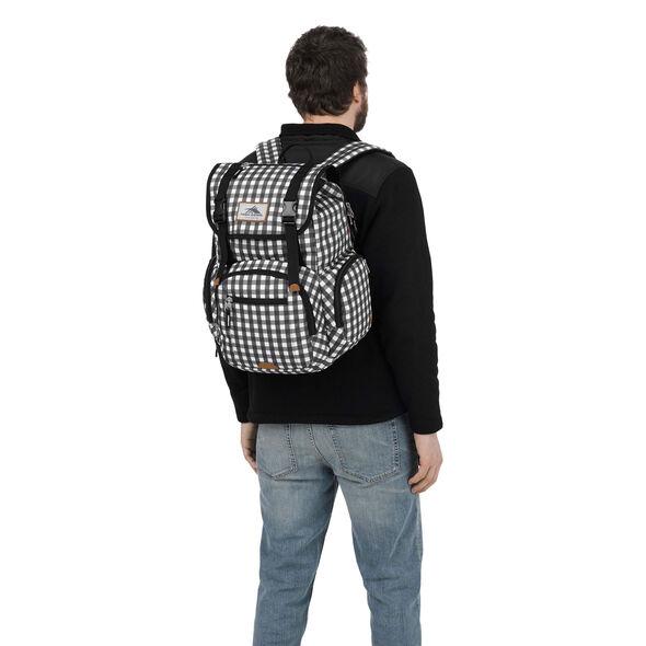 High Sierra Emmett 2 Backpack in the color Gingham/Black.