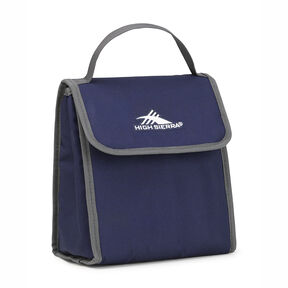 High Sierra Classic Lunch Kit in the color True Navy/Mercury.