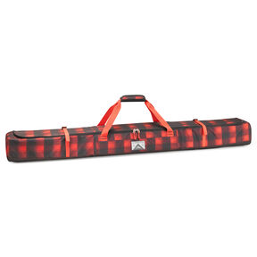 High Sierra Single Ski Bag in the color Buffalo Plaid.
