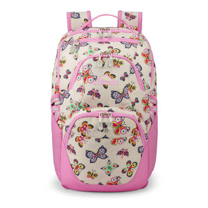 Swoop SG Backpack in the color Butterflies.