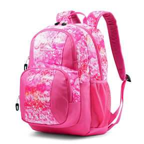 High Sierra Pinova Backpack in the color Effervescent/Pink Lemonade.