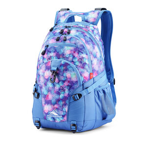 High Sierra Loop Backpack in the color Shine Blue/Lapis.