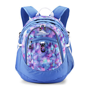 Fatboy Backpack in the color Shine Blue/Lapis/White.