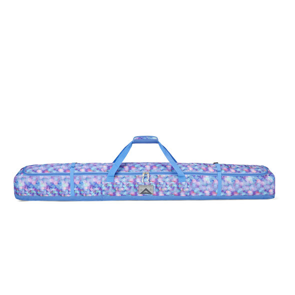 High Sierra Deluxe Single Ski Bag in the color Shine Blue/Lapis.
