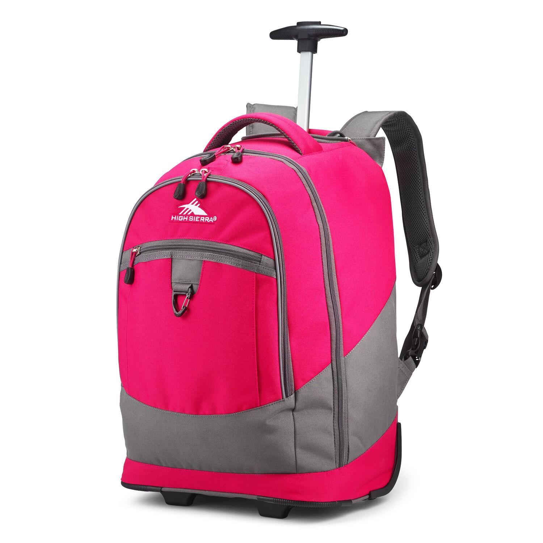 9bcc9cafa0c1 High Sierra Chaser Wheeled Backpack