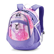High Sierra Fatboy Backpack in the color Unicorn Clouds/Lavender/White.