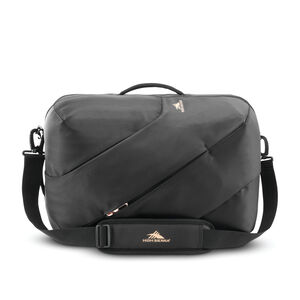 Endeavor Work to Workout Gym Duffel/Backpack in the color Black.