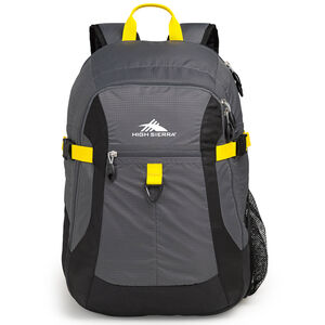 Sportour Computer Backpack in the color Grey/Mercury/Black.