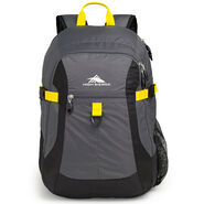 High Sierra Sportour Computer Backpack in the color Grey/Mercury/Black.