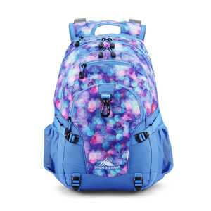 Loop Backpack in the color Shine Blue/Lapis.