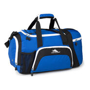 High Sierra Cross Sport Duffels Ringleader Duffel in the color Vivid Blue/Black/White.