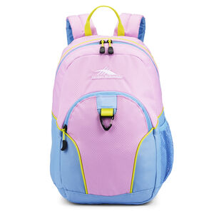Mini Loop Backpack in the color Iced Lilac/Powder Blue/Glow.