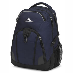 High Sierra Vesena Backpack in the color Maritime/Black.