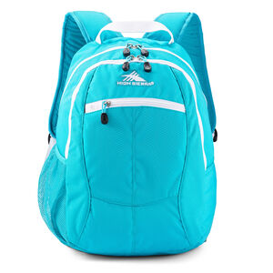 High Sierra Curve Backpack in the color Bluebird/White.