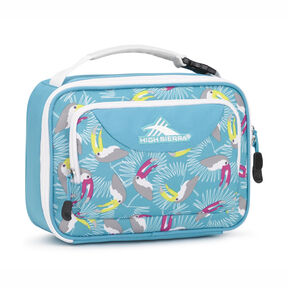 68723be5c9c5e5 High Sierra Single Compartment in the color Toucan/Tropic Teal/White.