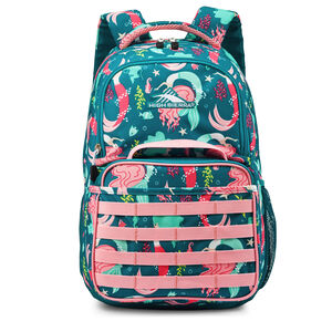 Joel Lunch Kit Backpack in the color Mermaid.