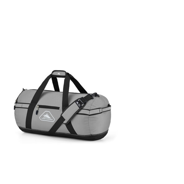 "High Sierra Packed Cargo Duffles 24"" Small Duffel in the color Charcoal/Black."