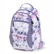High Sierra Curve Backpack in the color Dreamscape/Purple Smoke.