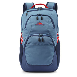 High Sierra Swoop SG Backpack in the color Graphite Blue/True Navy.