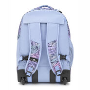 High Sierra Chaser Wheeled Backpack in the color Feather Spectre/Powder Blue.