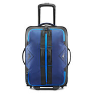 "High Sierra Dells Canyon 22"" Upright in the color True Navy/Black/Sports Blue."