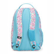 High Sierra Curve Backpack in the color Prairie Floral/Tropic Teal.