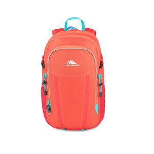 HydraHike 24L Pack in the color Redline/Crimson/Turqoise.